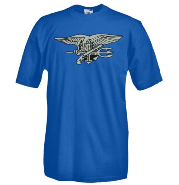 Navy Seals Usa Army T-shirt
