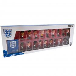 England FA SoccerStarz 19 Player Team Pack