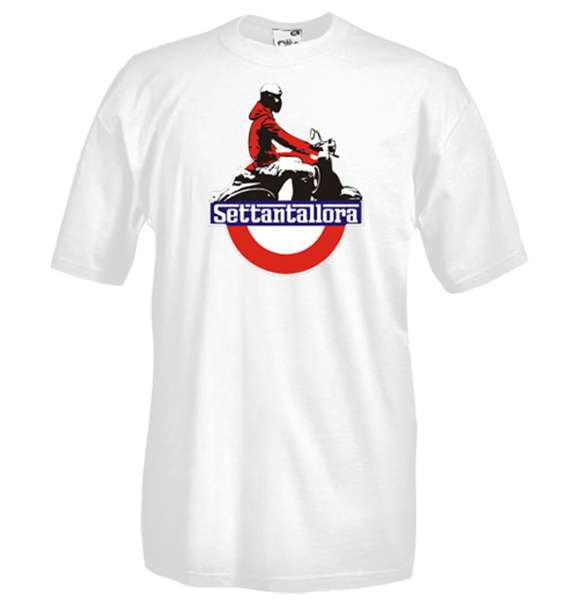 Settantallora Scooter Style T-shirt