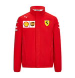 2021 Ferrari Team Softshell Jacket (Red)