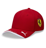 2021 Ferrari Team Cap (Red)