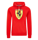 2021 Ferrari FW Hooded Sweat (Red)