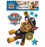 Paw Patrol Wall Sticker A3 Chase