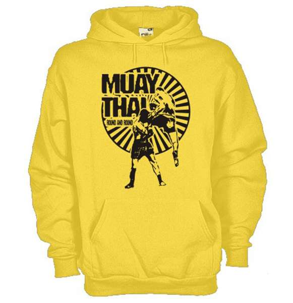 Muay Thay Hoodie