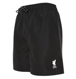 Liverpool FC Board Shorts Mens Black L