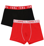 Liverpool FC 2pk Boxers Mens XL