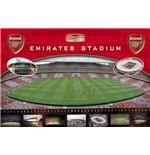 Arsenal Emirates Stadium Maxi Poster