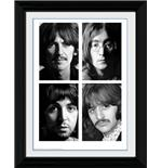 "The Beatles White Album Framed 16x12"" Photographic Print"