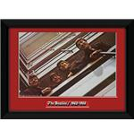 The Beatles Red Album Framed Photographic Print 8x6""