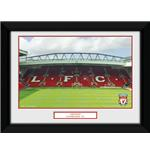 "Liverpool Anfield Framed 8x6"" Photographic Print"