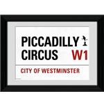 "London Piccadilly Framed 16x12"" Photographic Print"