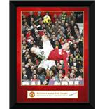 "Manchester United Rooney Derby Goal Framed 8x6""Photographic Print"