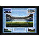 "Manchester City City of Manchester Stadium Framed 16x12"" Photographic Print"