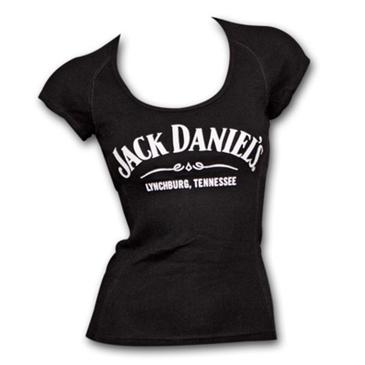 Jack Daniels Womens T Shirt