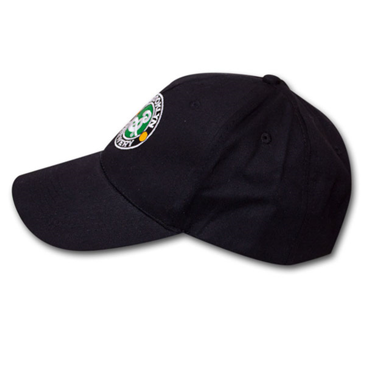 BROOKLYN BREWERY Embroidered Black Logo Adjustable Baseball Hat