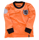 Holland 'My First Football Shirt' Long Sleeve 90% organic cotton / 10% elasthan