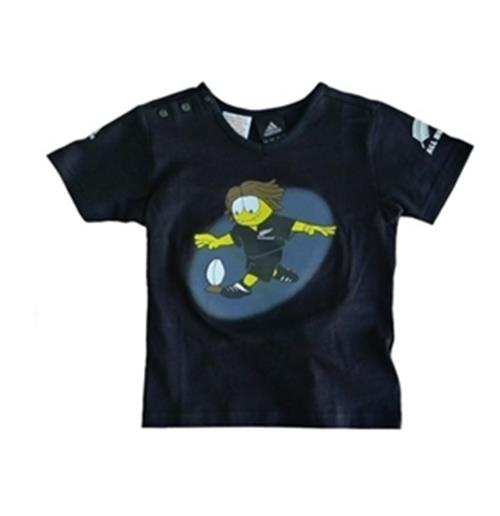 All Blacks Kid's T-Shirt