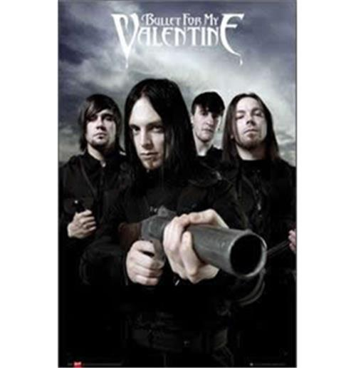 Bullet For My Valentine-Band-Poster