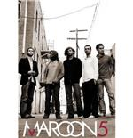Maroon 5-Group Portrait-Poster