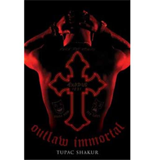 Tupac-Outlaw Immortal-Poster