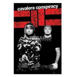Cavalera Conspiracy-Brothers-Poster