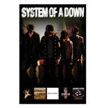 System Of Down-Masked Band-Poster