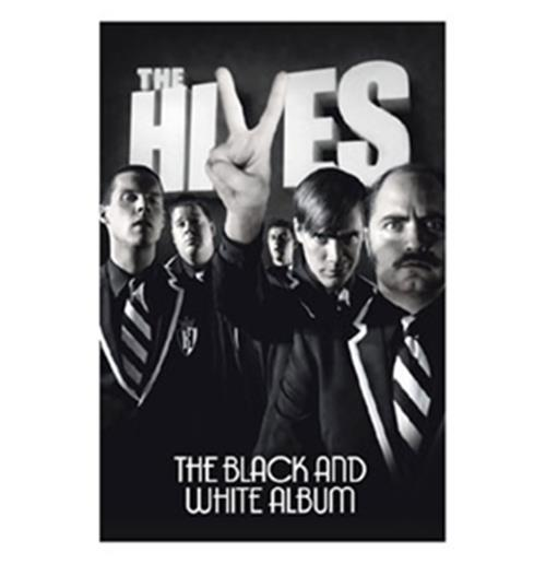 The Hives-Black & White-Poster