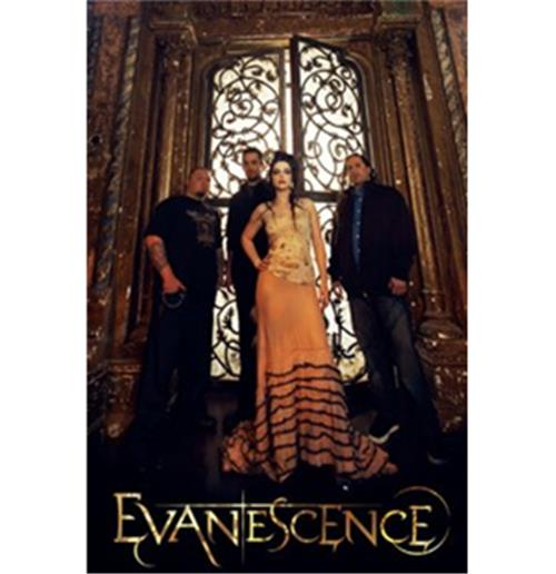 Evanescence-Band-Poster