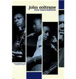John Coltrane-Blue Train Sessions-Poster