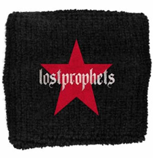 Lost Prophets-Gothic Logo-Wristband