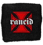 Rancid-Iron Cross-Wristband