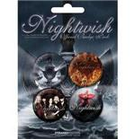 Nightwish-Dark Passion-Badge Pack