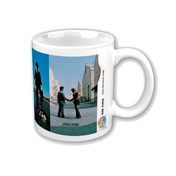 Pink Floyd - Wywh Mug. Emi Music officially licensed product.