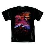 Pink Floyd T Shirt New Wall. Emi Music officially licensed t-shirt.