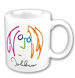 John Lennon Mug Imagine Motion. Emi Music officially licensed product.