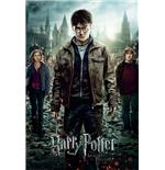 Harry Potter 7 Part 2 One Sheet Maxi Poster