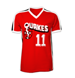 Classic retro shirt San Jose Earthquakes