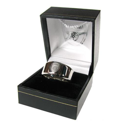 Arsenal F.C. Band Ring Large