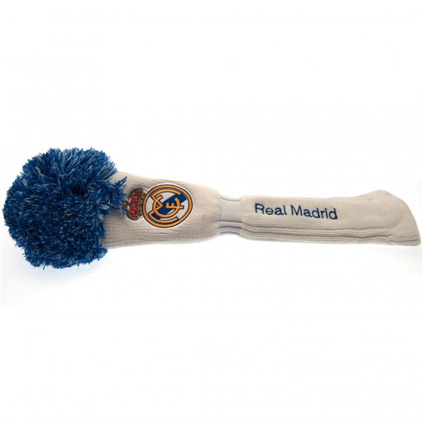 Real Madrid F.C. Headcover Pompom (Driver)