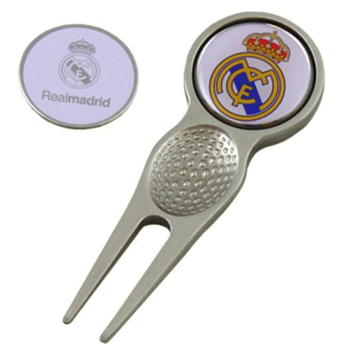 Real Madrid F.C. Divot Tool and Marker