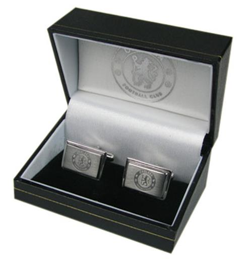 Chelsea F.C. Stainless Steel Cufflinks