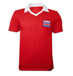 Classic retro shirt Costa Rica