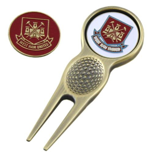 West Ham United F.C. Divot Tool and Marker