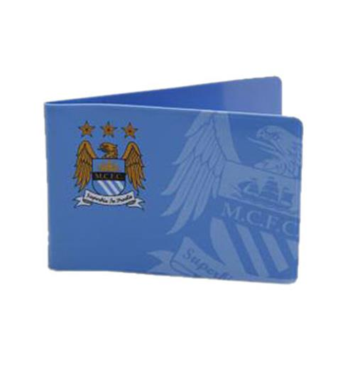 Manchester City F.C. Travel Card Wallet