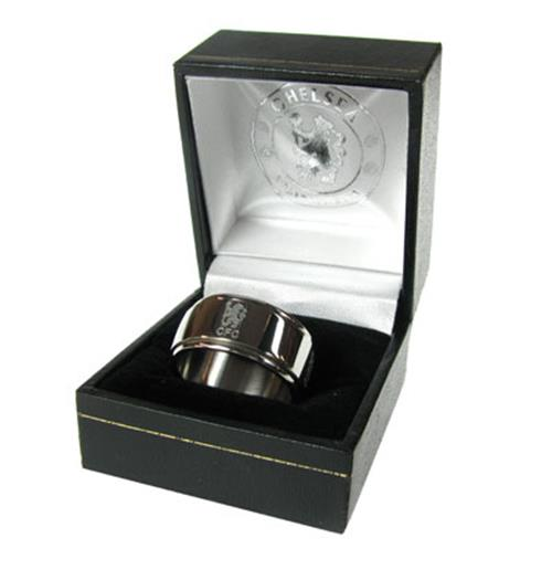 Chelsea F.C. Spinner Ring Medium