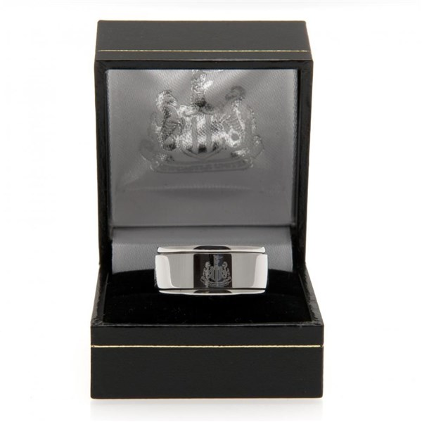 Newcastle United F.C. Spinner Ring Small