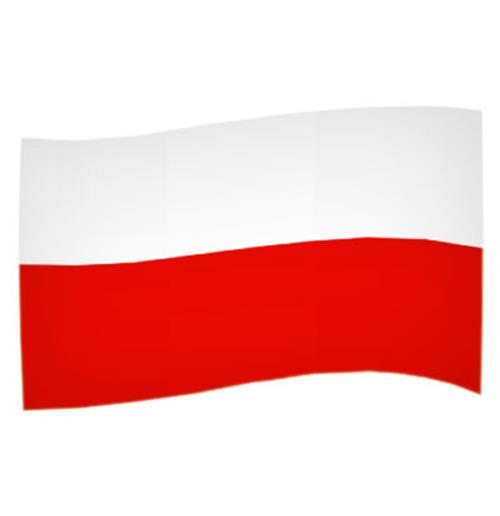 Official Poland Flag