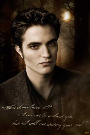 Twilight   Edward   Details   Poster