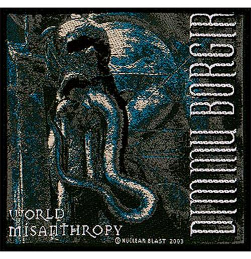 Dimmu Borgir   World Misanthropy   Patch