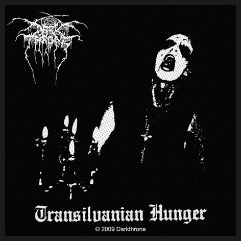 Darkthrone Transilvanian Hunger Patch